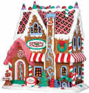Gingerbread House - 45771
