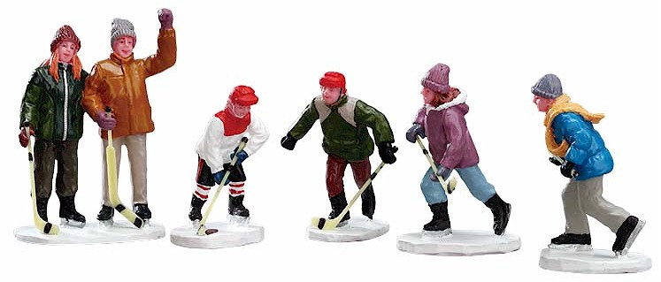 New Lemax Figurines Staying Dry # 72501 Polyresin 2018