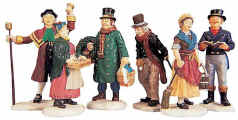 Village People Figurines - 92356