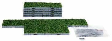 Plaza System Square Grass - 64107