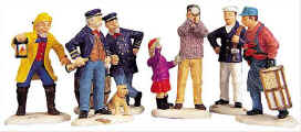 Nautical Figurines - 92353
